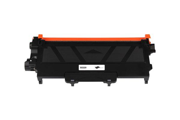 Brother TN-2220 kompatible Tonerkartusche schwarz 2600 S.